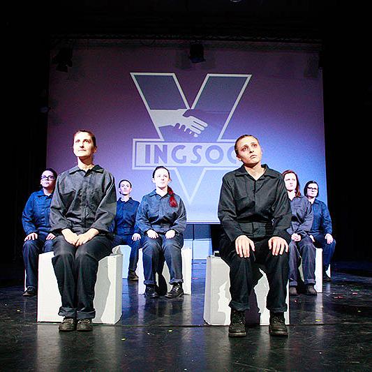 Aircampus Graz Theatergruppe
