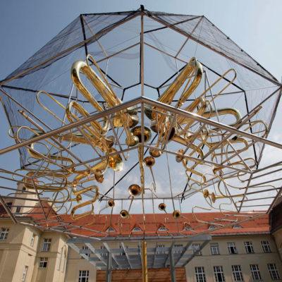Aircampus Graz Neue Technik Molekularorgel