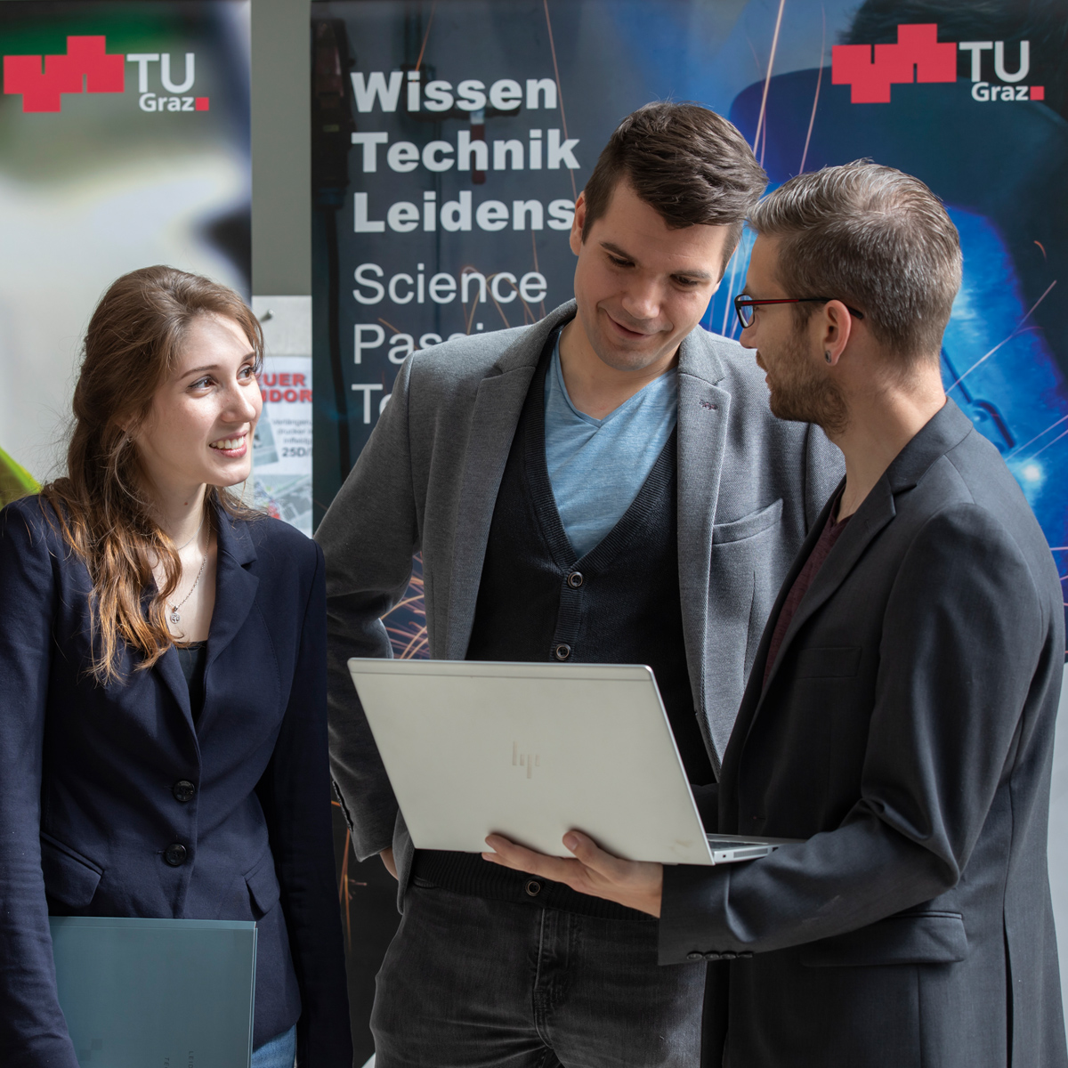 TU Graz, Studenten, Faces 2019